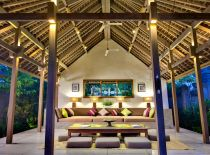 Villa Belong Dua, Main Living Room